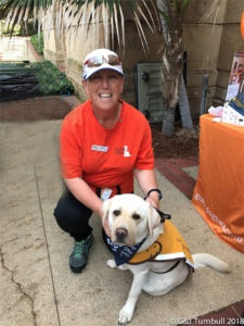 Guide Dogs Volunteer - Jackie T