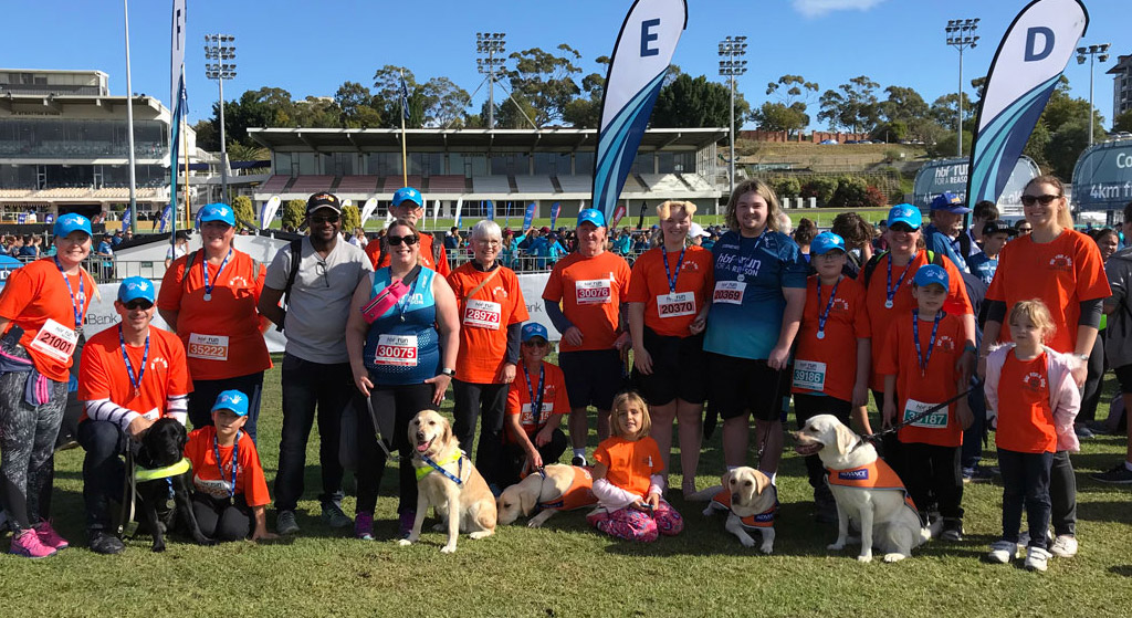 2018 HBF Run For A Reason Jog 4 A Dog Team