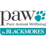 Paw by Blackmores logo